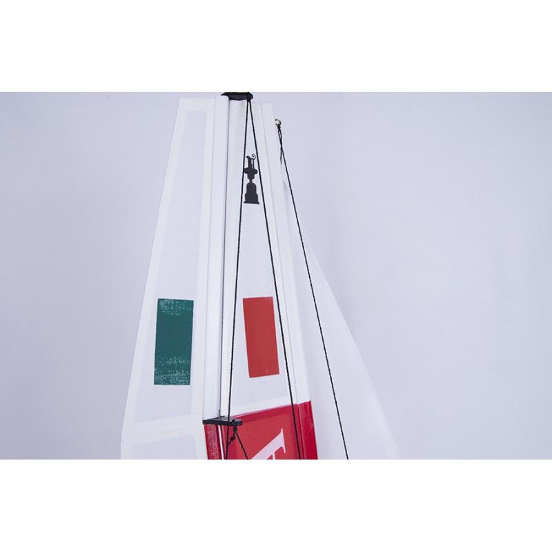 Catamarán Luna Rossa 42 cm