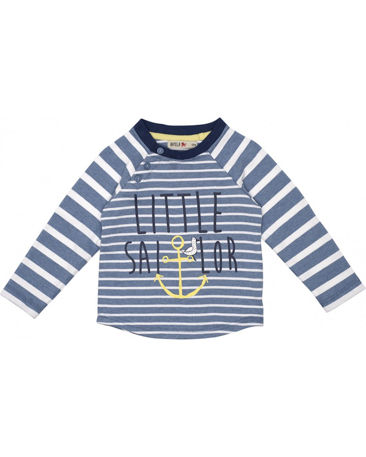 Camiseta little sailor
