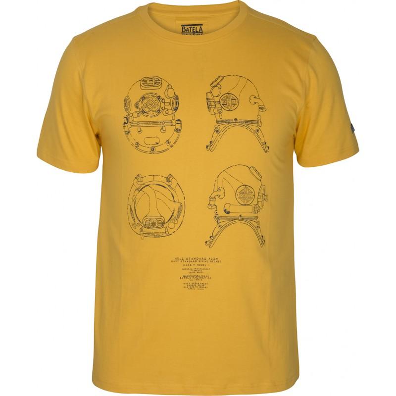 Camiseta manga corta Buzos