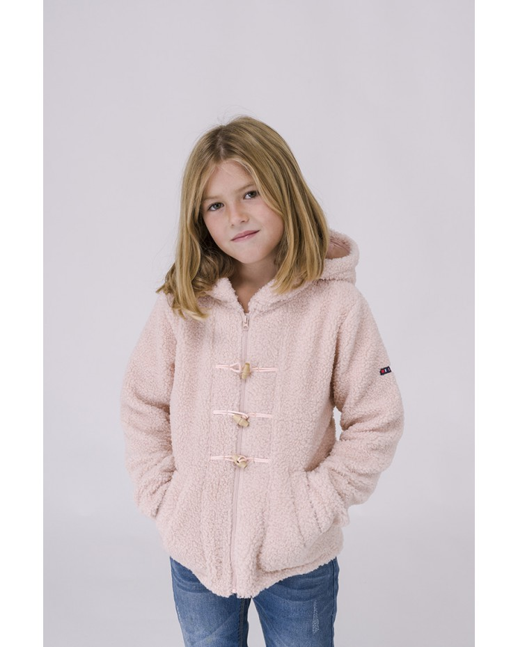 Chaqueta polar terry